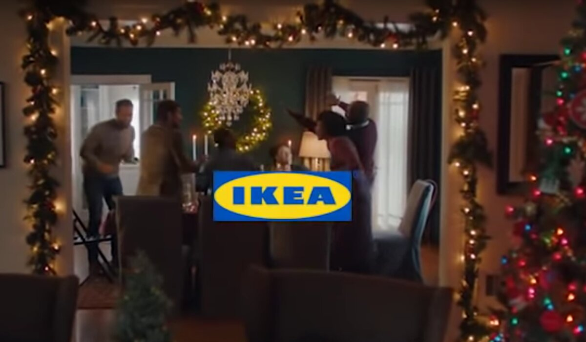 Make The Dream Yours Ogilvy Created New Holiday Spot For