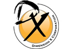 dimension-x-corporation logo