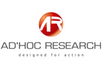 adhoc-research logo