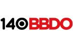 140-bbdo logo
