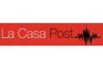 la-casa-post-sound logo