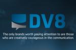 dv8 logo