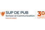 sup-de-pub-inseec-school-of-communication logo