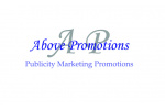 above-promotions-company logo