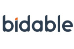 bidable logo