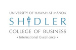 shidler-college-of-business-university-of-hawaii-at-manoa logo