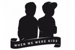 when-we-were-kids logo