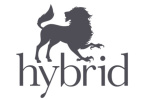 hybrid-agency logo