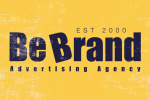bebrand-advertising-agency logo