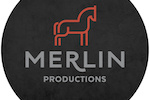 merlin-productions logo