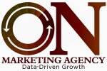 on-marketing logo