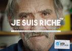 ATD Quart Monde en campagne avec Josiane : « Je suis riche »