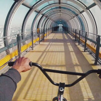 Cycle-Driven 'GO' Film Series, Now from London to Paris
