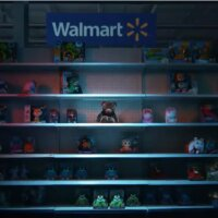 The Bear for Walmart: Back to the roots of Christmas with Cossette