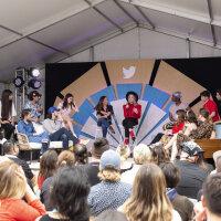#TwitterHouse in the Heart of SXSW Created in Collaboration with N/A Collective