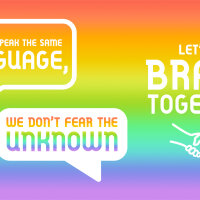 For the Brave Who Want to Speak Up: David&Goliath's Pride Initiative