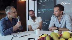 Alexander Schill & Markus Noder from Serviceplan Group