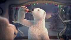 Coca-Cola Polar Bears Count Down Delightful