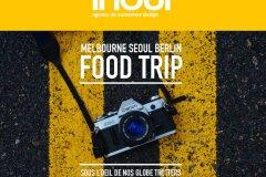 Food trip sous l'oeil de nos globe trotters millenials.