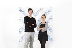 VMLY&R Paris annonce l'arrivée d'un team créatif junior : Fanny Maigrot et Adrien Delhay
