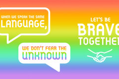 David&Goliath Partners with Local LGBTQIA+ Organizations to Shed Light on Inclusive Language in Support of Pride Month - News