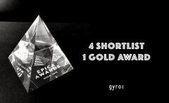Gyro au 6ème rang du classement des agences françaises aux EPICA AWARDS 2018