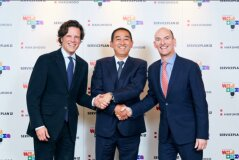 Serviceplan Group (Germany), Unlimited Group (UK) and Hakuhodo Group (Japan) Join Forces to Create a Global Offering Rooted in Local Insight