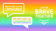 David&Goliath Partners with Local LGBTQIA+ Organizations to Shed Light on Inclusive Language in Support of Pride Month