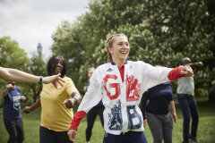 The&Partnership partners Toyota and Mail Metro to get the Nation Moving with I Am Team GB