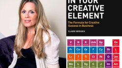 DESIGN PLUS: HOW CLAIRE BRIDGES CAN MAKE YOU MORE CREATIVE