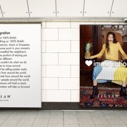Creative Campaign Interview: ♡ immigration