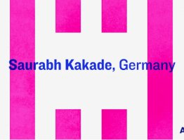 Saurabh Kakade / High Potential Session / ADCE 2nd European Creativity Festival / 15 - 17 October 2015