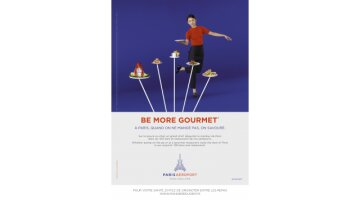 Be more gourmet