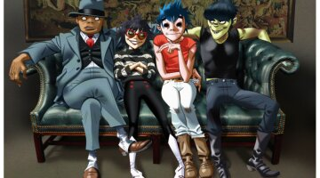 Gorillaz are back with Humanz House Party