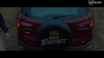 Hotel Ecosport with Ford