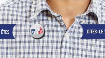 L'AACC s'engage pour inciter au vote