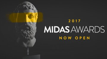 2017 Midas Award For The World's Best Financial Advertising is Open for Entries; New York Festivals Inc,® Appoints Scott Rose Executive Director