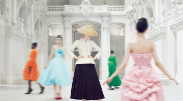 Christian Dior and the art of branding