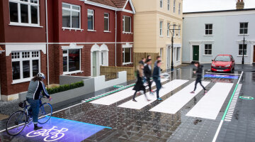 The Smart Crossing for Direct Line by S&S London