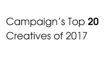 Campaign's Top 20 Creatives of 2017