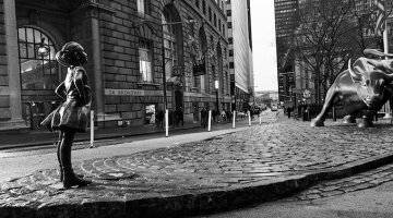 Are You Afraid Of The Fearless Girl?