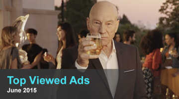 Top Viewed Ads of June 2015