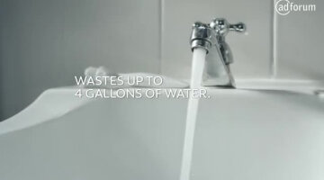 Best Water Conservation Ads