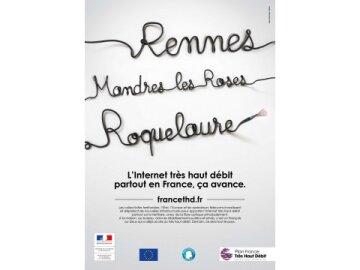 Rennes, Mandes Les Roses, Roquelaure...