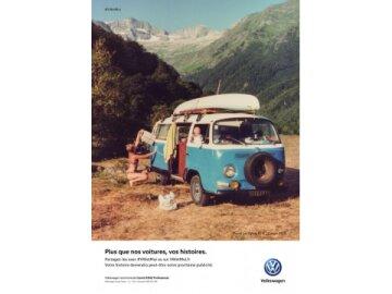 """""""Volkswagen et moi"""" - Print 2"""