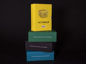 CATTERBOX™ - The world's first talking cat collar