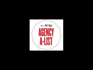 BBDO is No.10 on Ad Age's 2015 Agency A-List