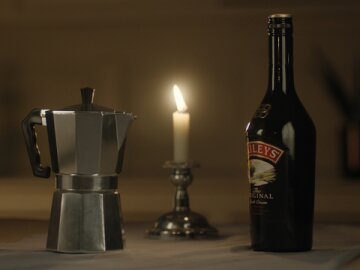 When Coffee Met Baileys