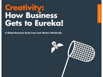 Creativity: how business gets to eureka!  A global research study from Jack