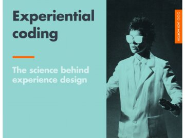 Experiential coding, the science behind experience design - Jack POV